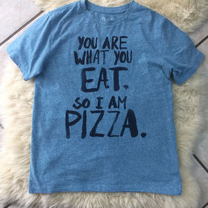 """#1431 Children's Place """"You are what you Eat"""" Tee"""